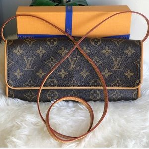 ♥️✨Beautiful✨♥️ Louis Vuitton Twin GM